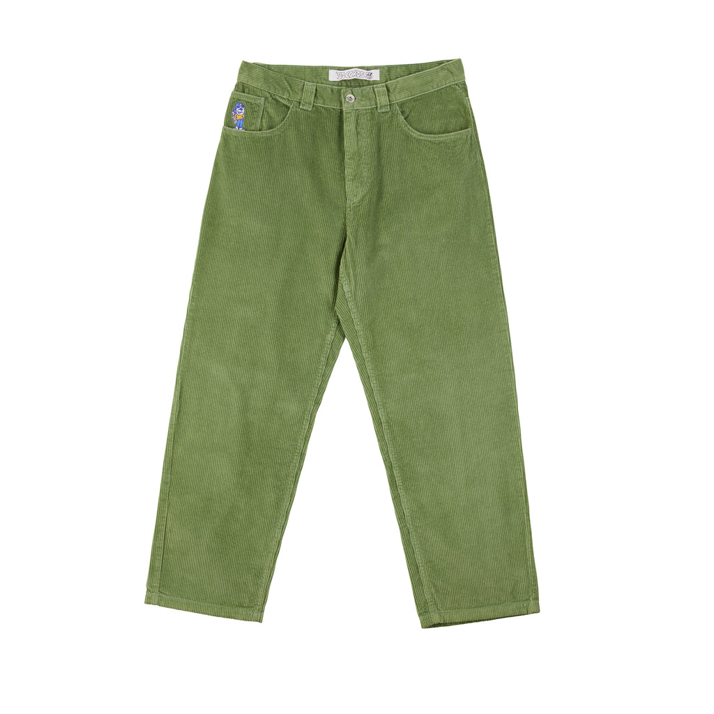 Polar Skate Co 93 Cords in Sage - Front