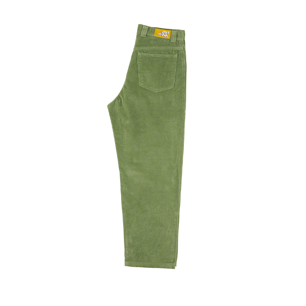 Polar Skate Co 93 Cords in Sage - Leg