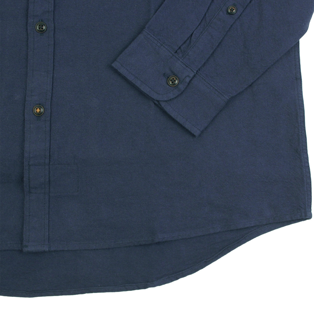 Levis Skateboarding Reform Shirt in Night Sky - Cuff