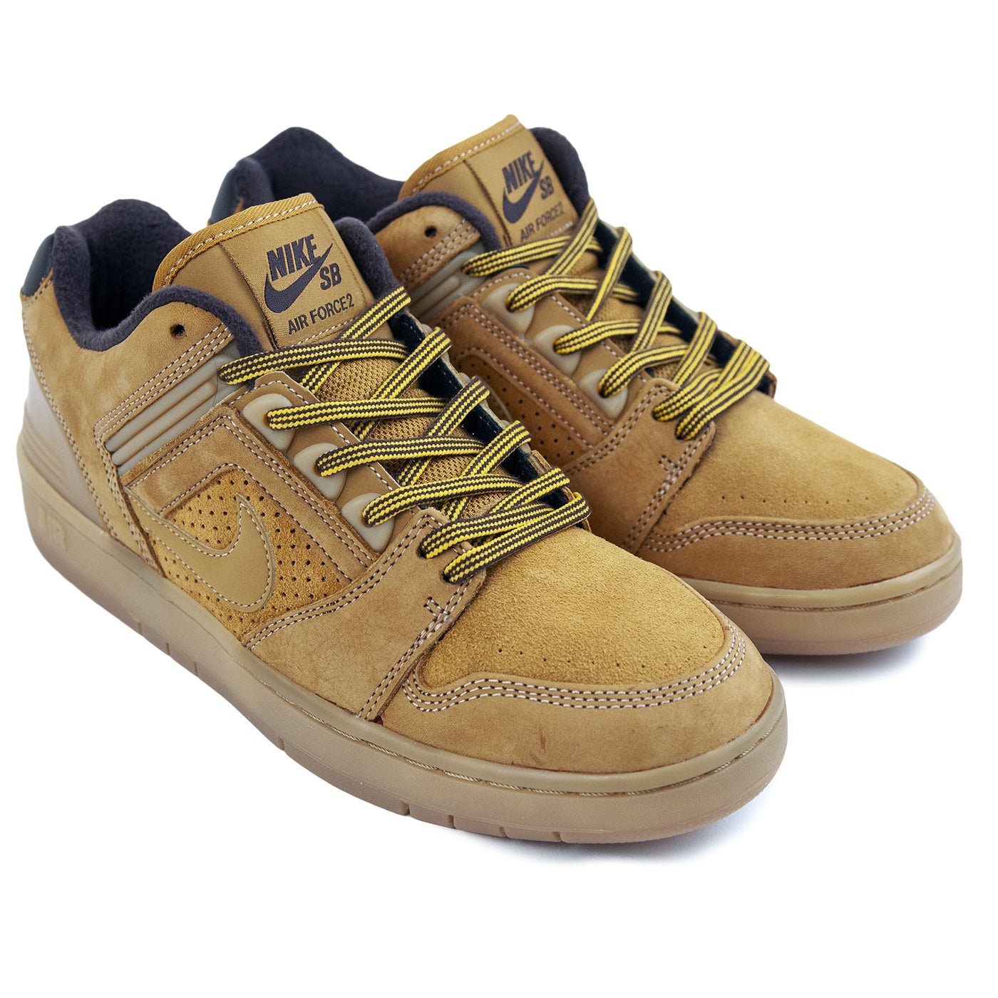 2719a3ba70d5b Air Force II Low Premium Shoe in Bronze   Bronze - Baroque Brown by ...