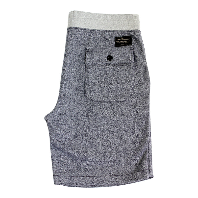 Levi's Skateboarding Collection Sweat Shorts in Patriot Blue Heather