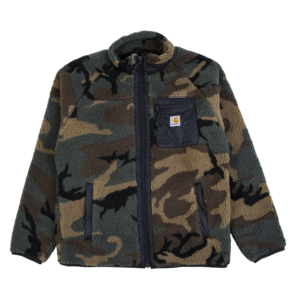 Carhartt Prentis Liner Jacket in Camo Laurel
