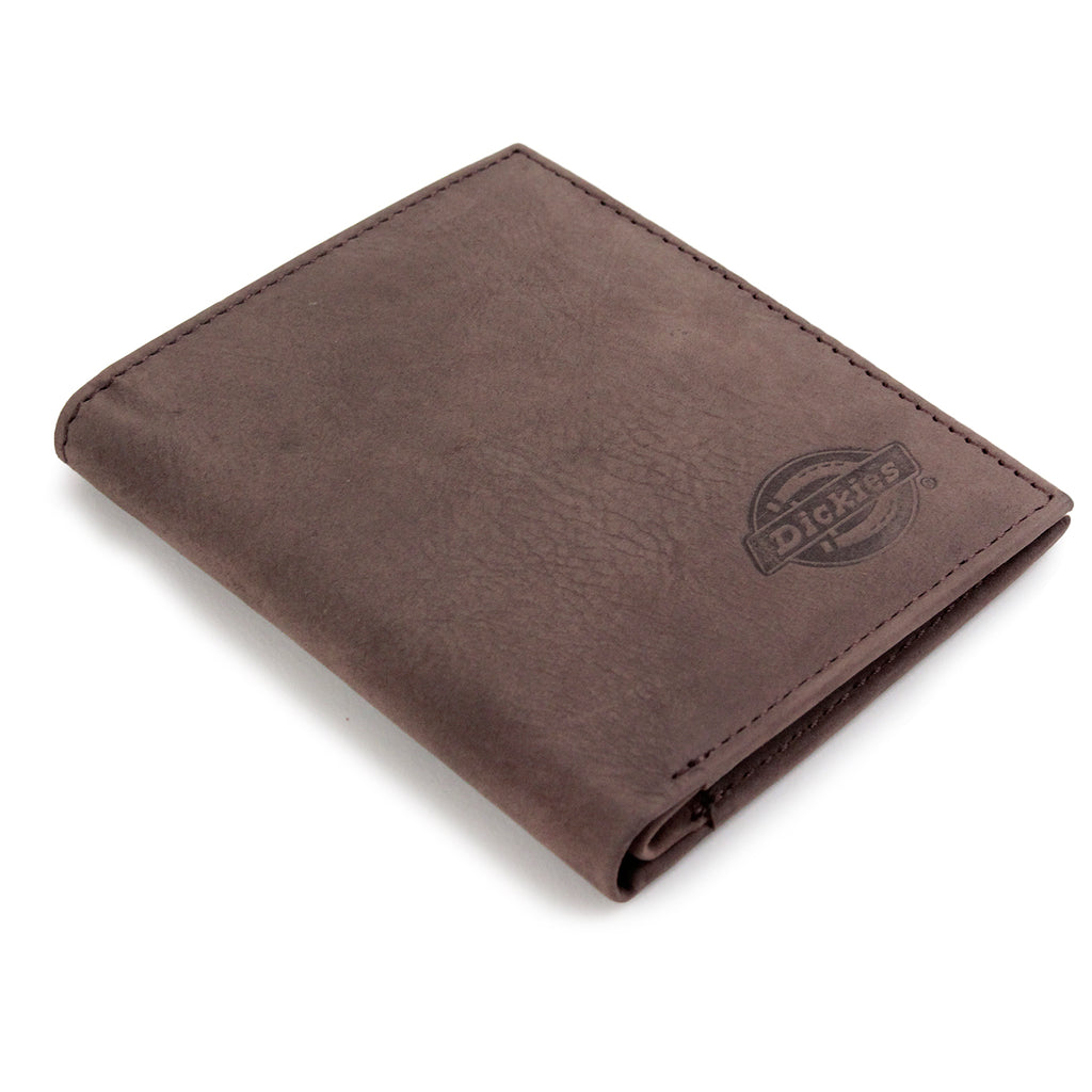 Dickies Ridgeville Wallet in Brown - Detail 2