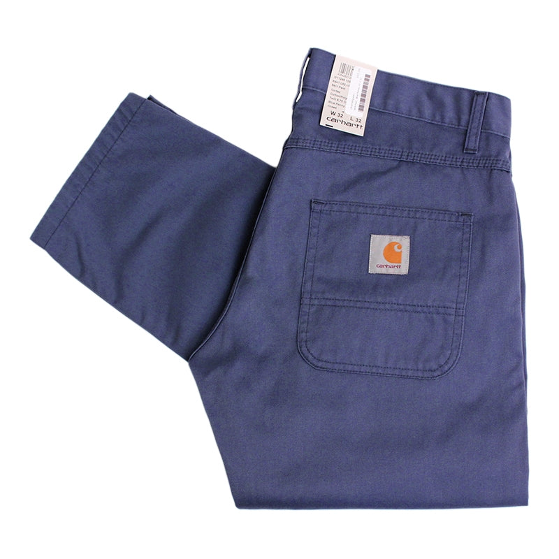 Carhartt WIP Skill Pant in Blue Penny