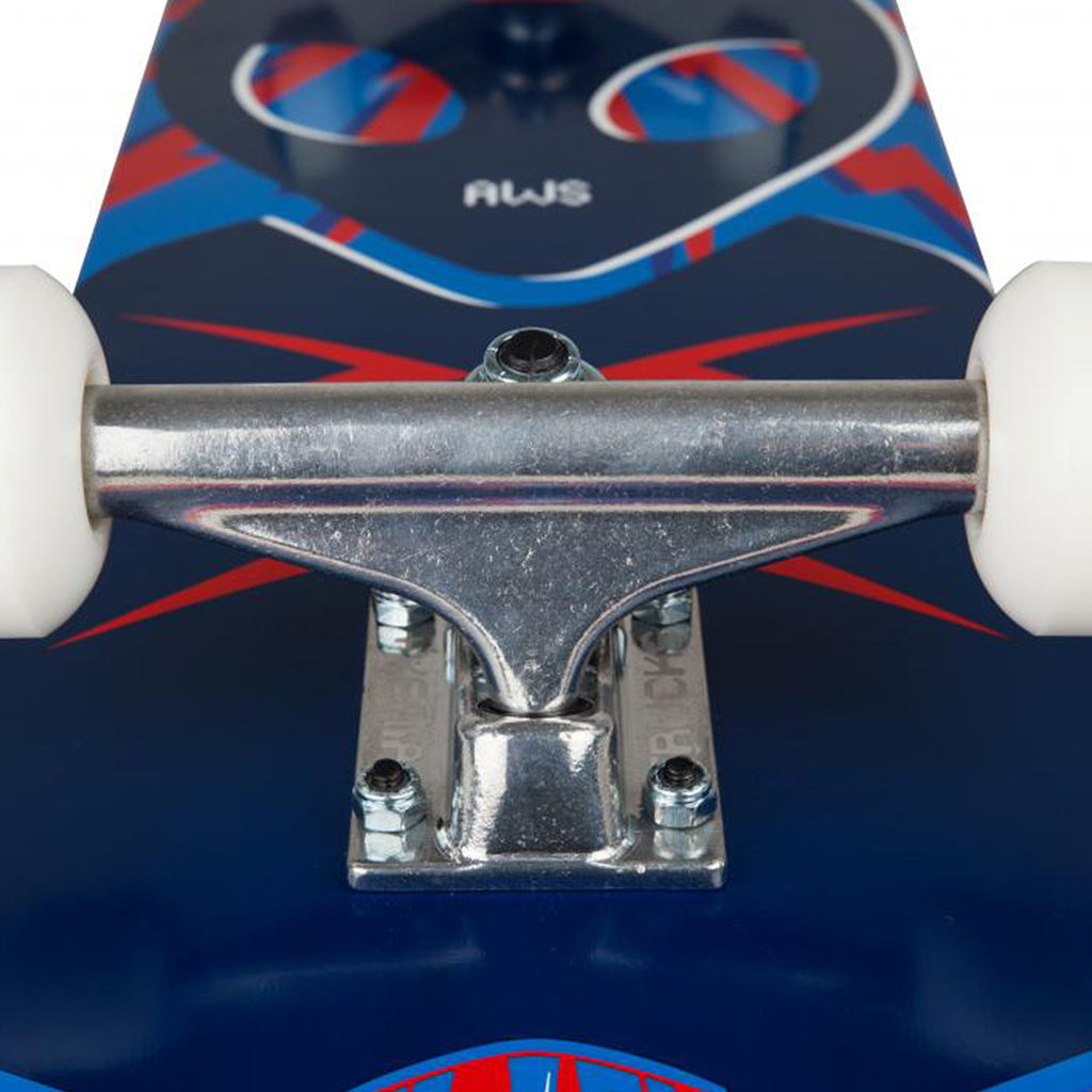 "Alien Workshop OG Voltage Blue Complete Skateboard Deck in 7.625"" - Truck"