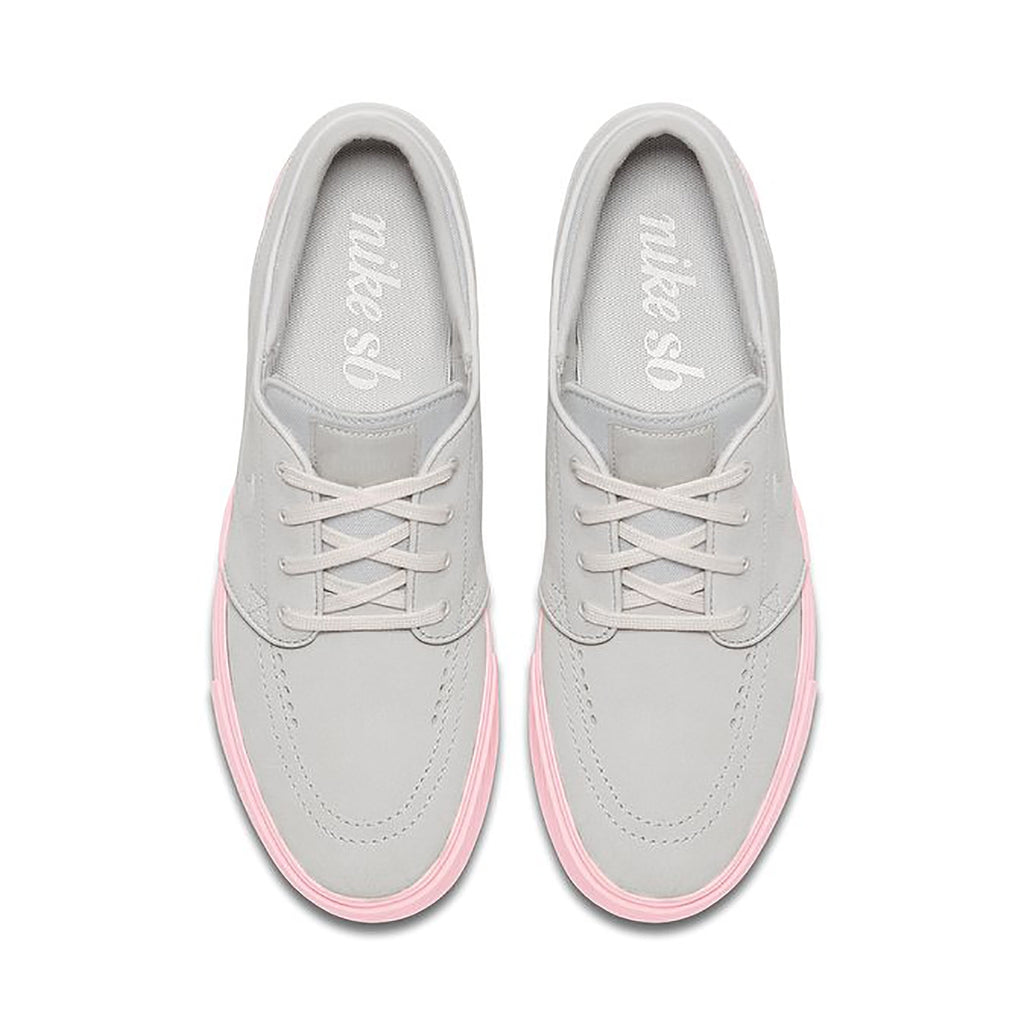 Nike SB Zoom Stefan Janoski Shoes in Vast Grey / Phantom - Bubblegum