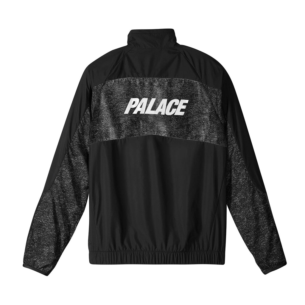Palace x Adidas Printed Jacket in Black / White - Back