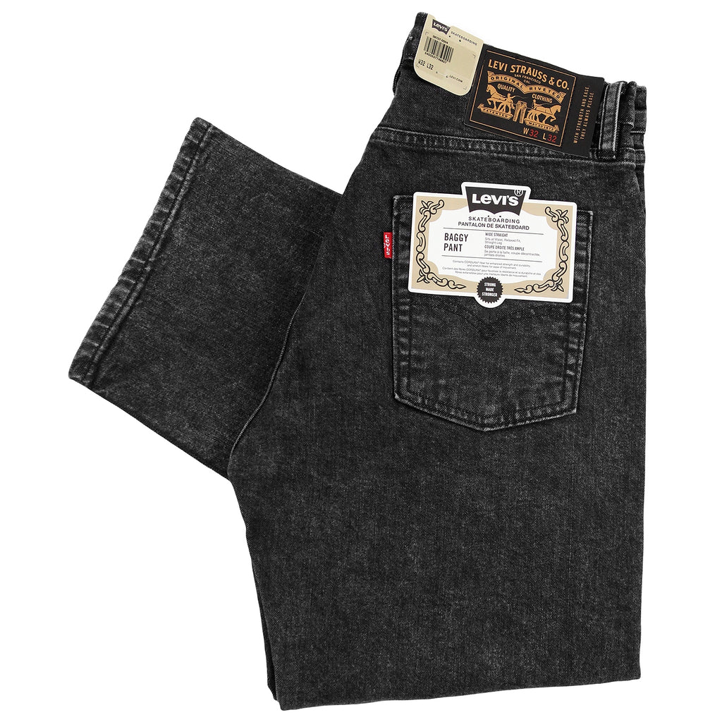 Levis Skateboarding Baggy Jeans in Highland