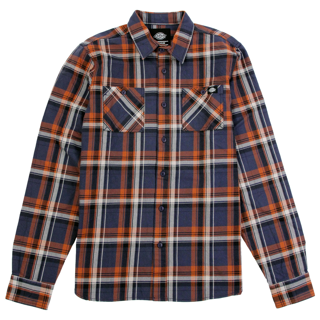 Dickies Atwood Shirt in Air Force Blue