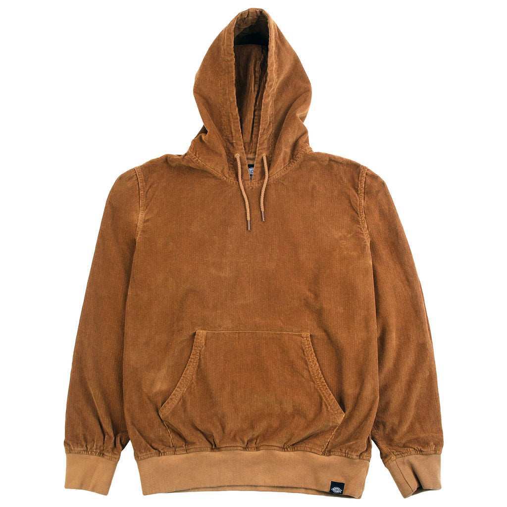 Dickies Amonate Hoodie in Brown Duck