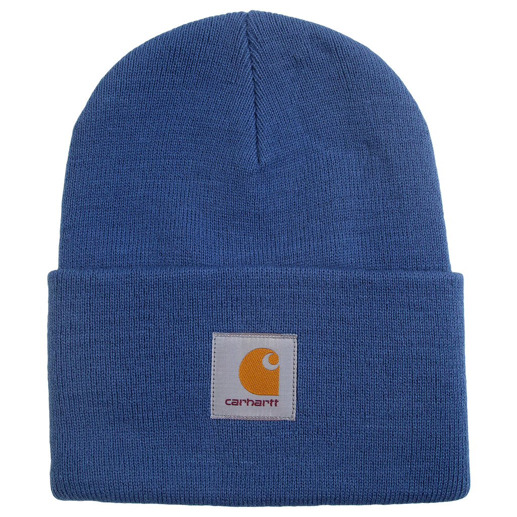 Carhartt WIP Watch Hat in Prussian Blue