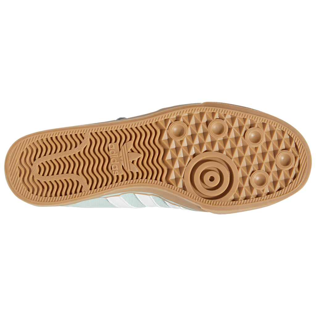 Adidas Adi-Ease Premiere Shoes in Ash Green / Footwear White / Gum4 - Sole