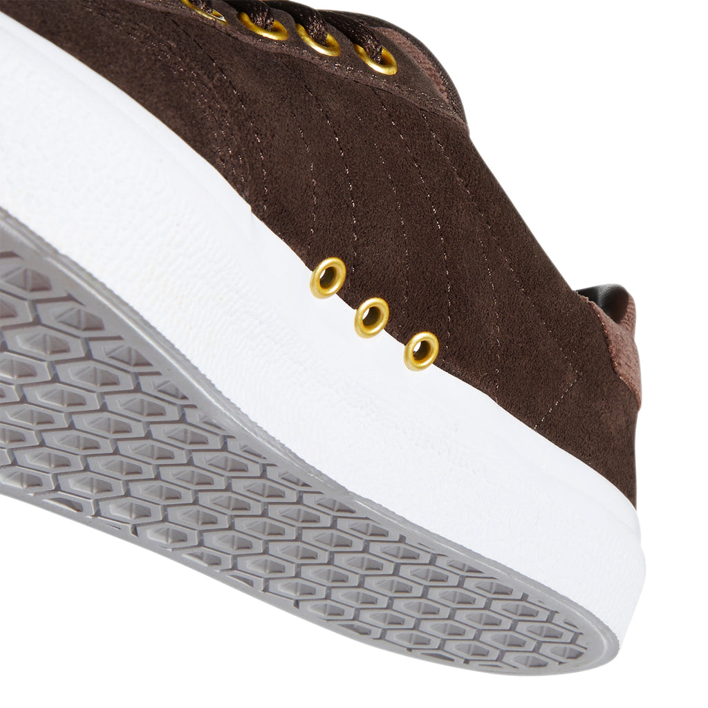 Adidas 3MC Shoes - Brown / Footwear White / Gold Metallic
