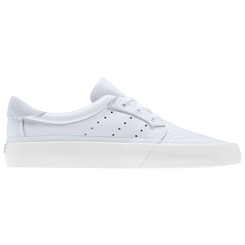 Adidas Skateboarding Coronado Shoes in Footwear White / Crystal White