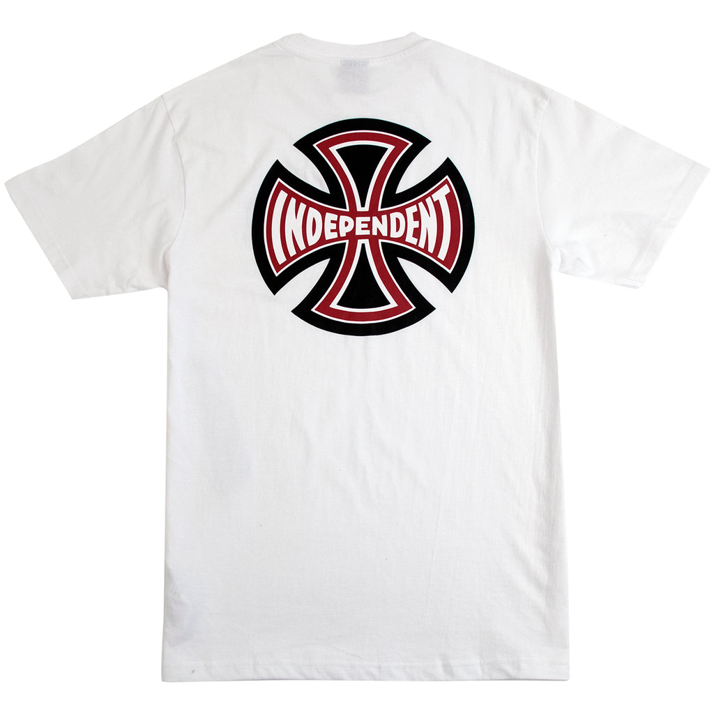 Independent Trucks Ante T Shirt in White