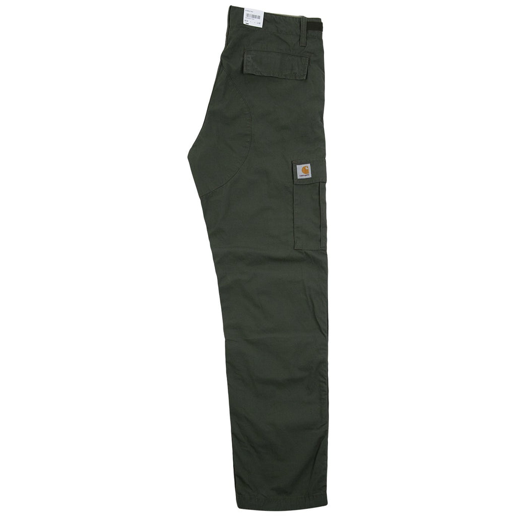 Carhartt WIP Aviation Pant in Cypress - Leg