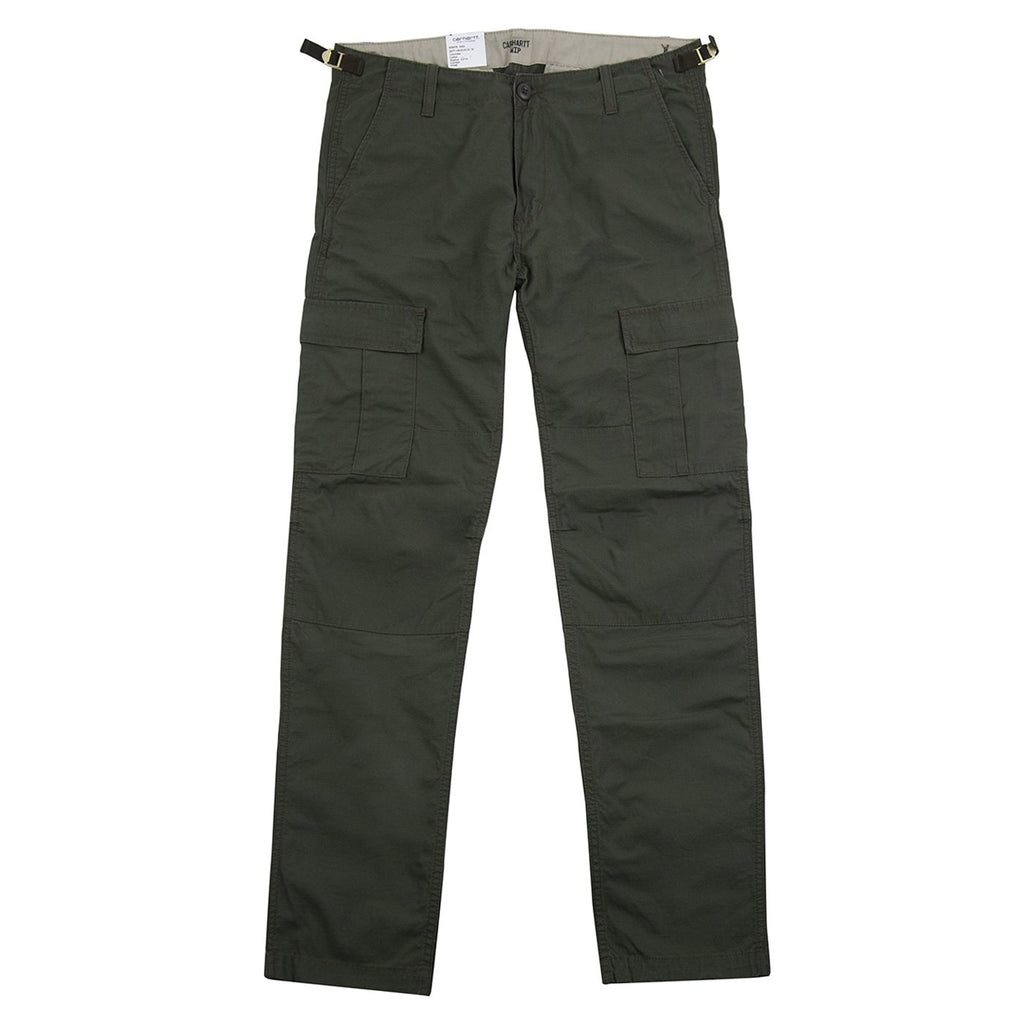 Carhartt WIP Aviation Pant in Cypress - Open