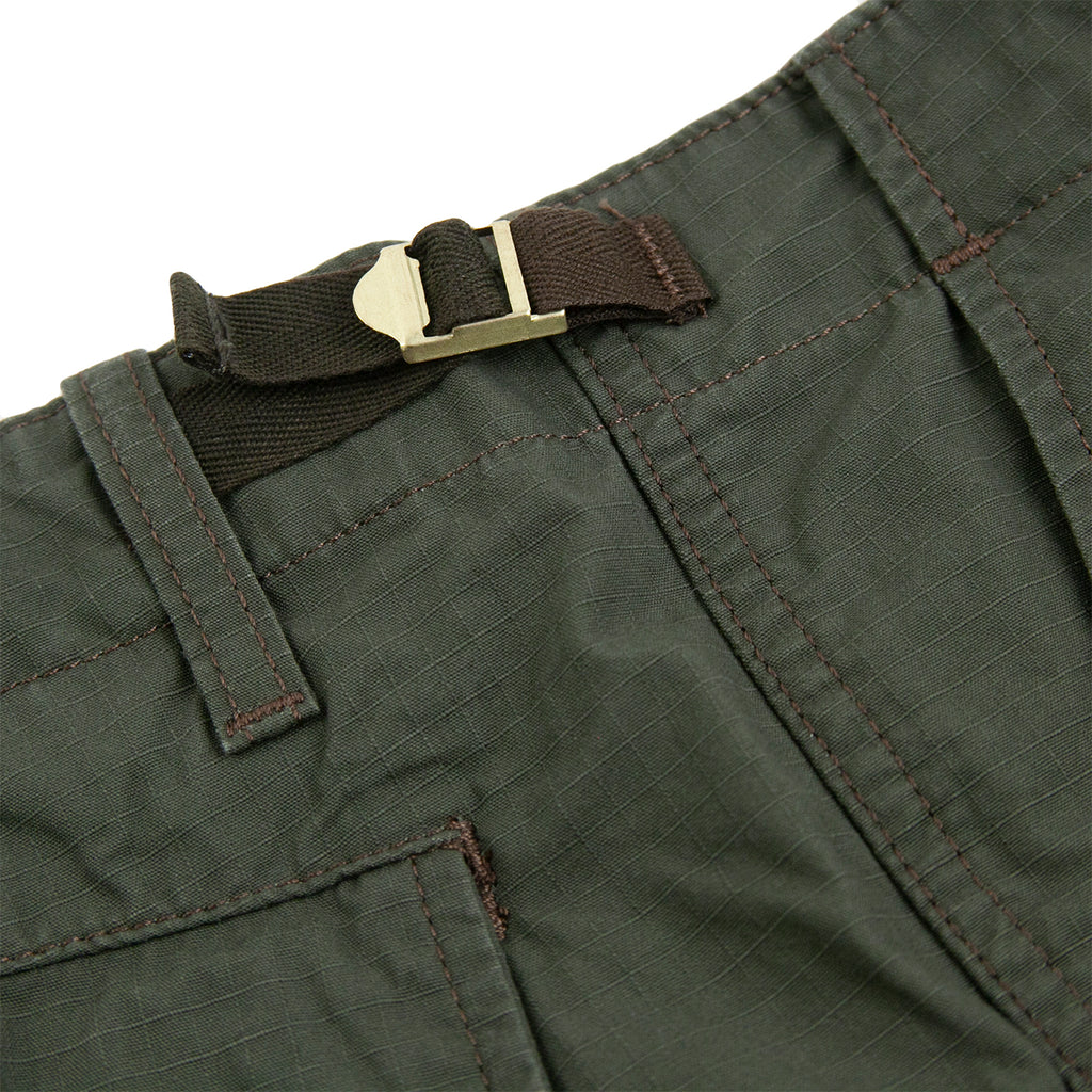Carhartt WIP Aviation Pant in Cypress - Adjustments