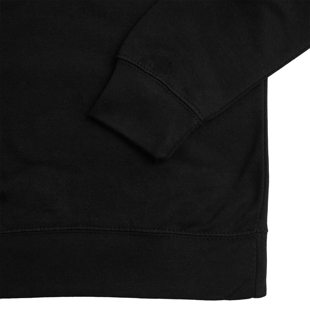 Bored of Southsea BDG Sweatshirt in Black - Cuff
