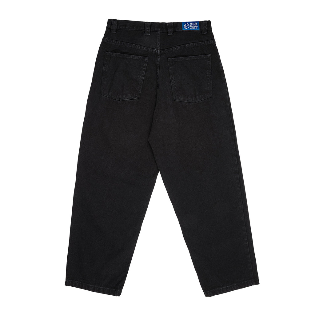 Polar Skate Co Big Boy Jeans in Pitch Black