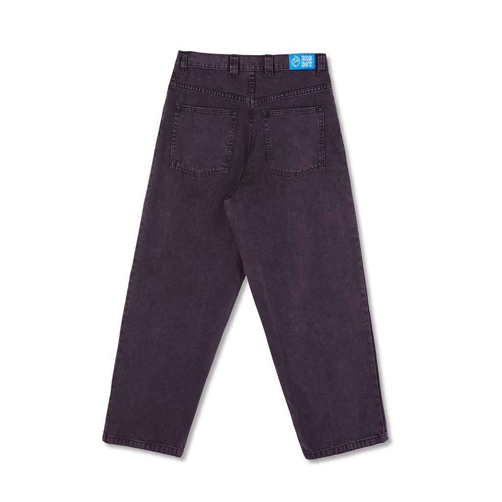 Polar Skate Co Big Boy Jeans in Purple Black