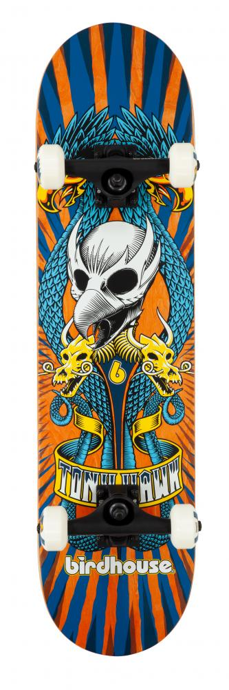 "Birdhouse Skateboards Emblem Circus Complete Skateboard  7.75"" - Bottom"