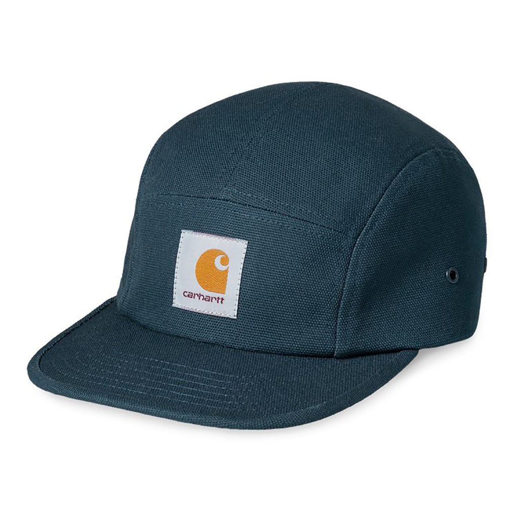 Carhartt WIP Backley 5 Panel Cap in Admiral