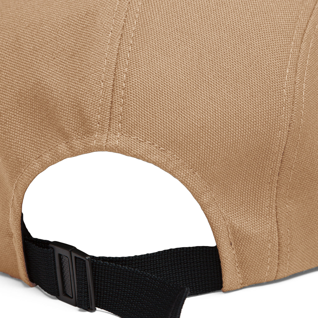 Carhartt WIP Backley 5 Panel Cap in Dusty H Brown - Back