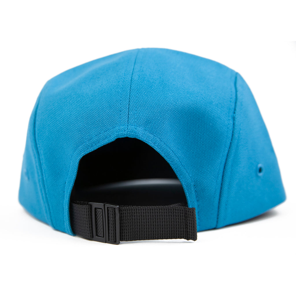 Carhartt Backley 5 Panel Cap in Pizol - Back