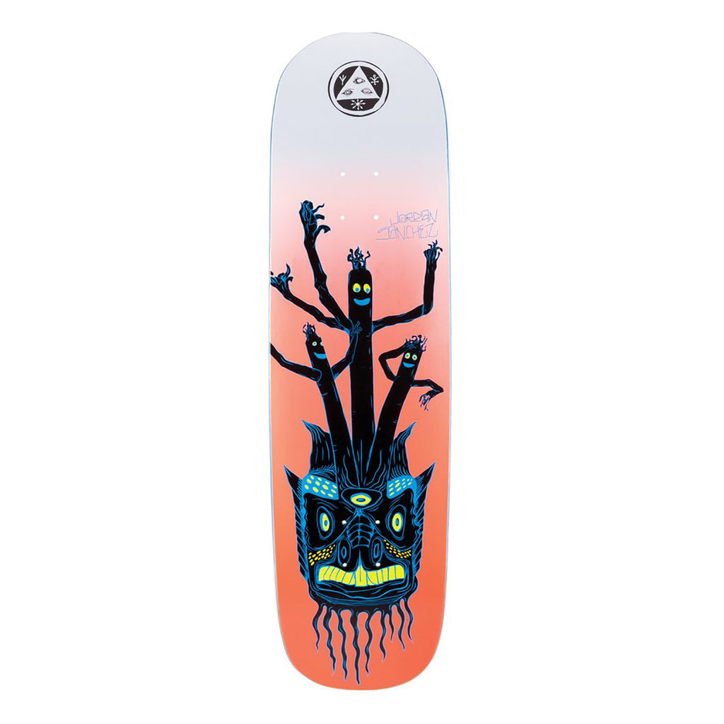 Welcome Skateboards Balloon Boys on Niburu Skateboard Deck in 8.75""