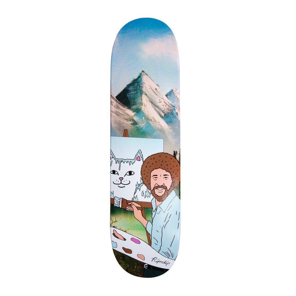 RIPNDIP Beautiful Mountains Skateboard Deck