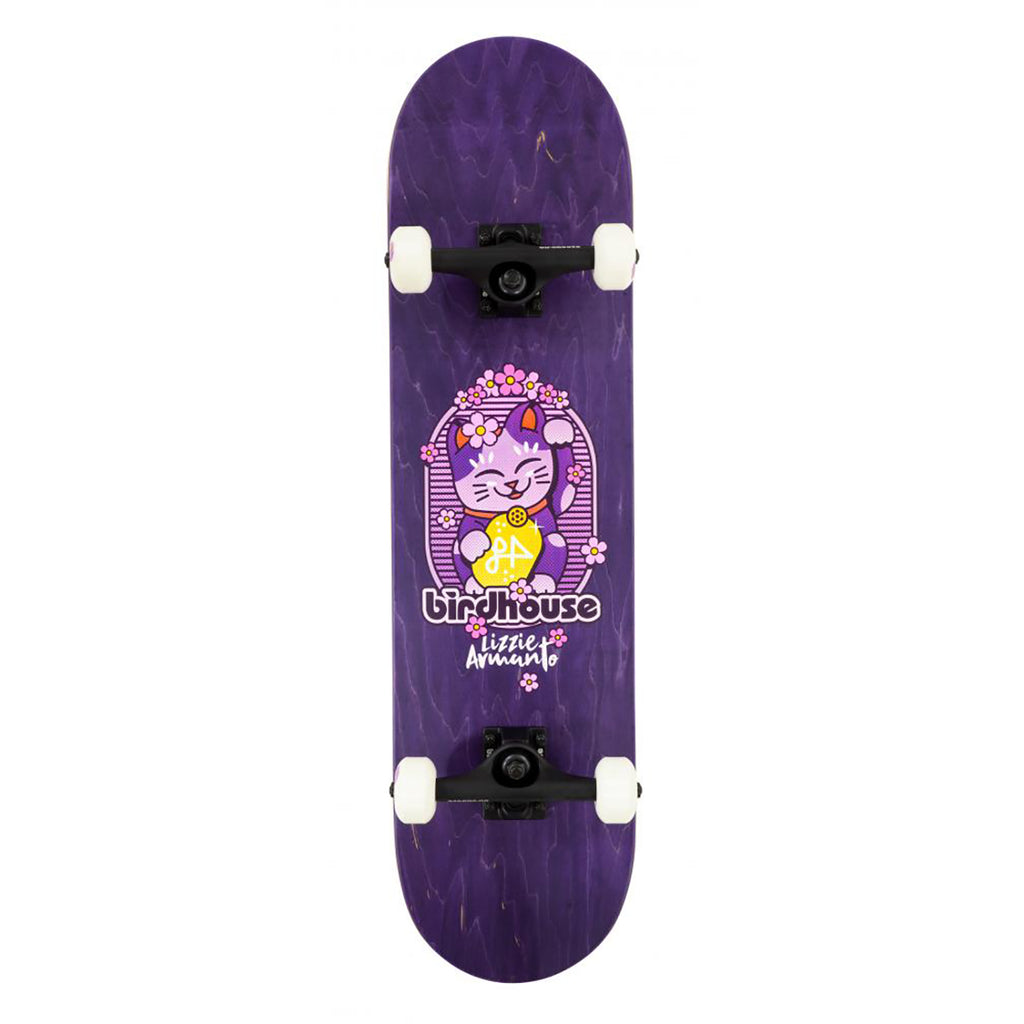 Birdhouse Skateboards Armanto Maneki Neko 2 Complete Skateboard in 8""