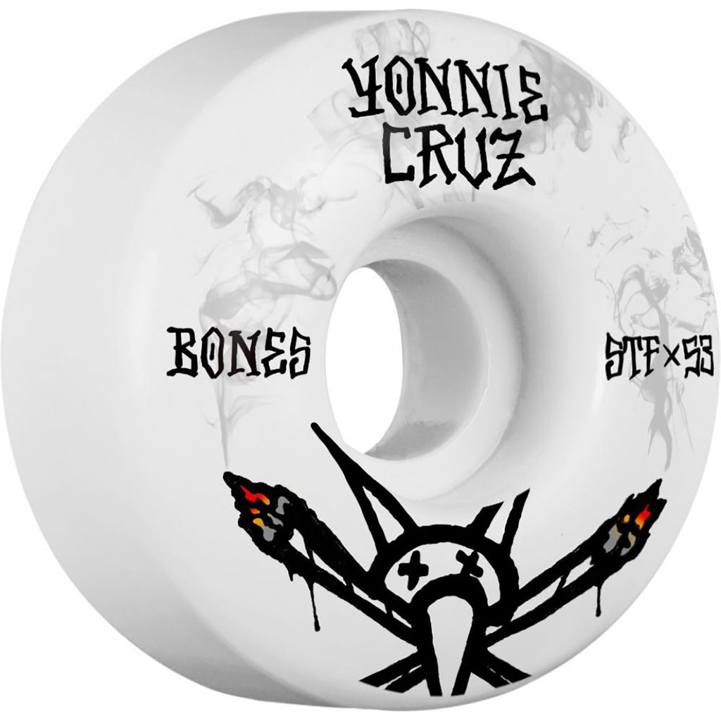 Bones Wheels STF Cruz Joint V2 Wheels in 53mm