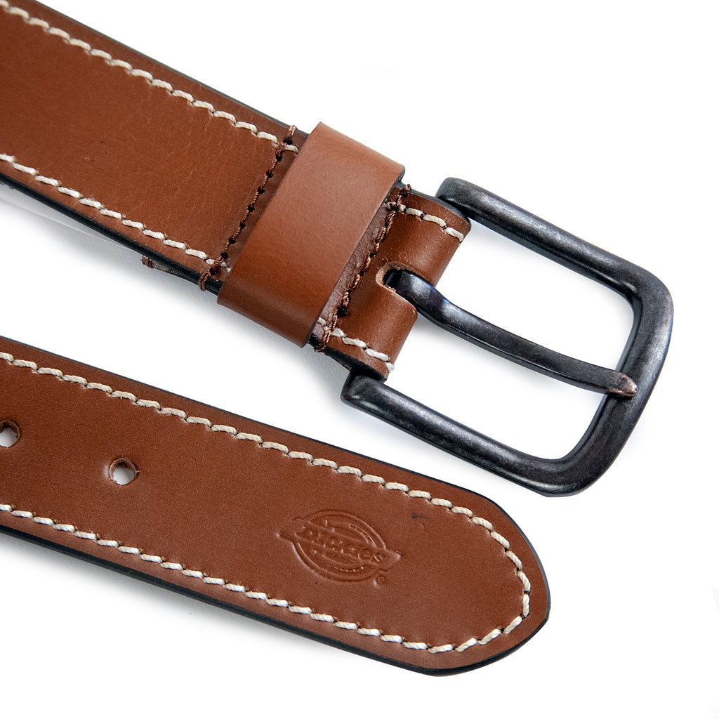 Dickies Branchville Belt in Brown - Detail