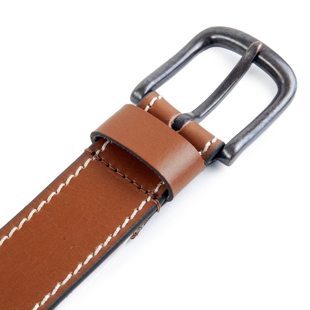 Dickies Branchville Belt in Brown - Buckle