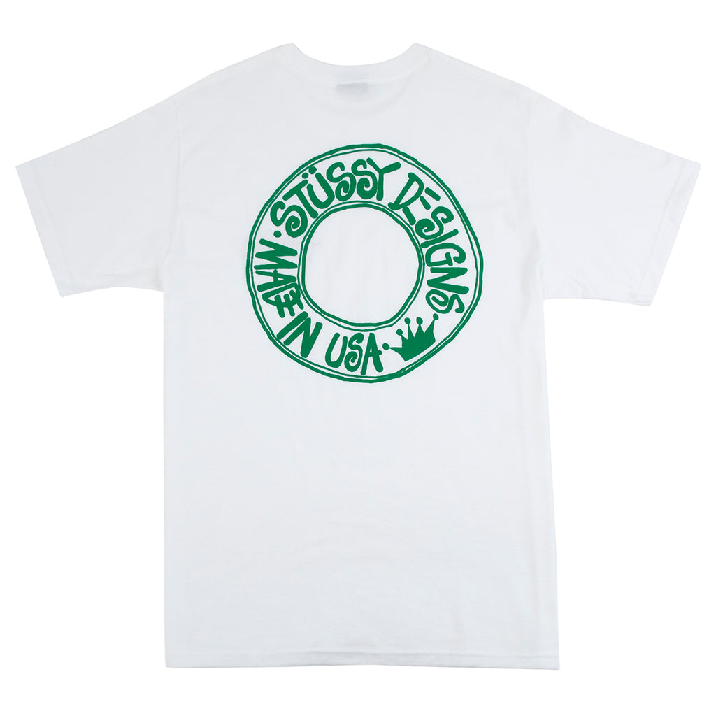 Stussy Buana T Shirt in White