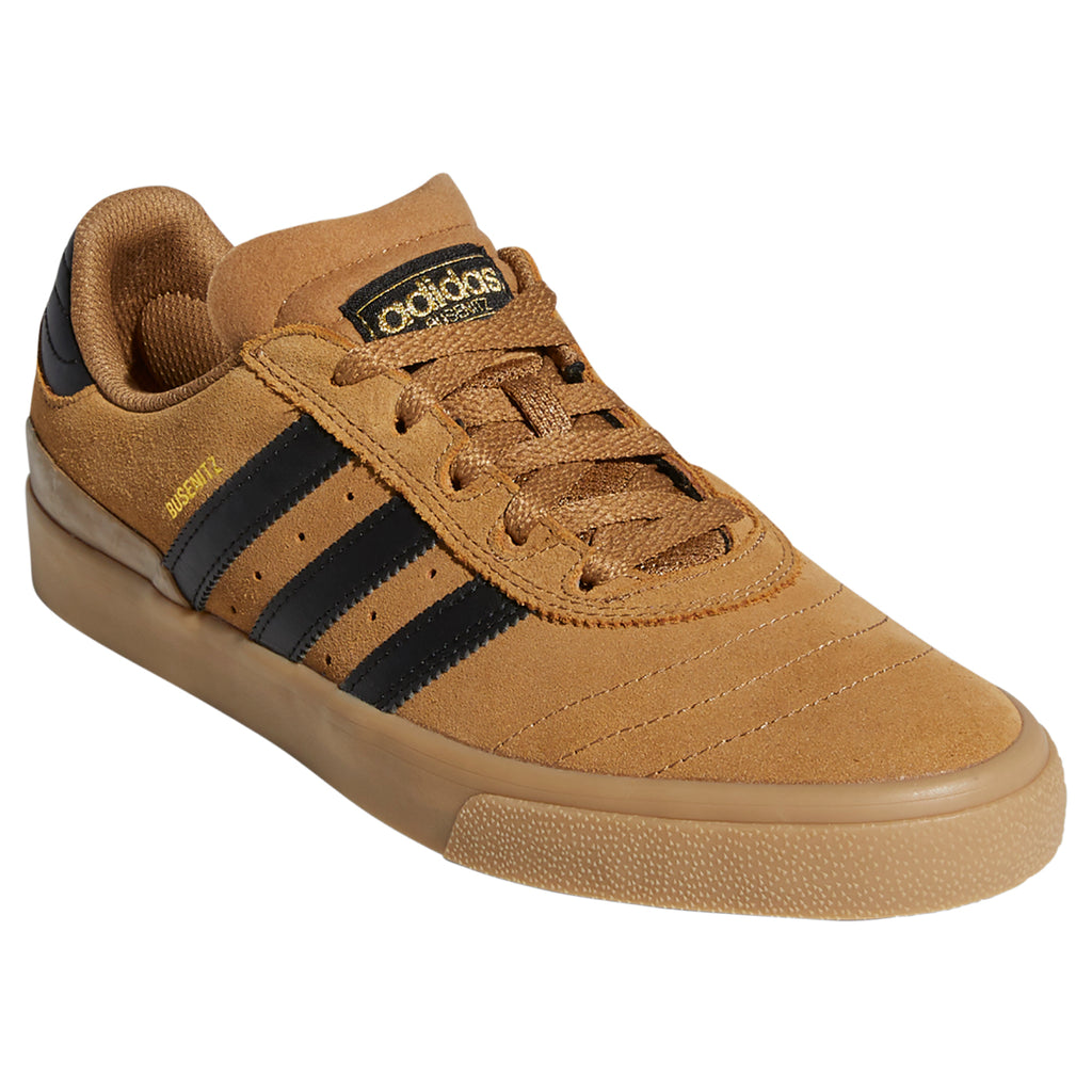 Adidas Busenitz Vulc Shoes in Raw Desert /Core Black / Gum 4 - Detail 2