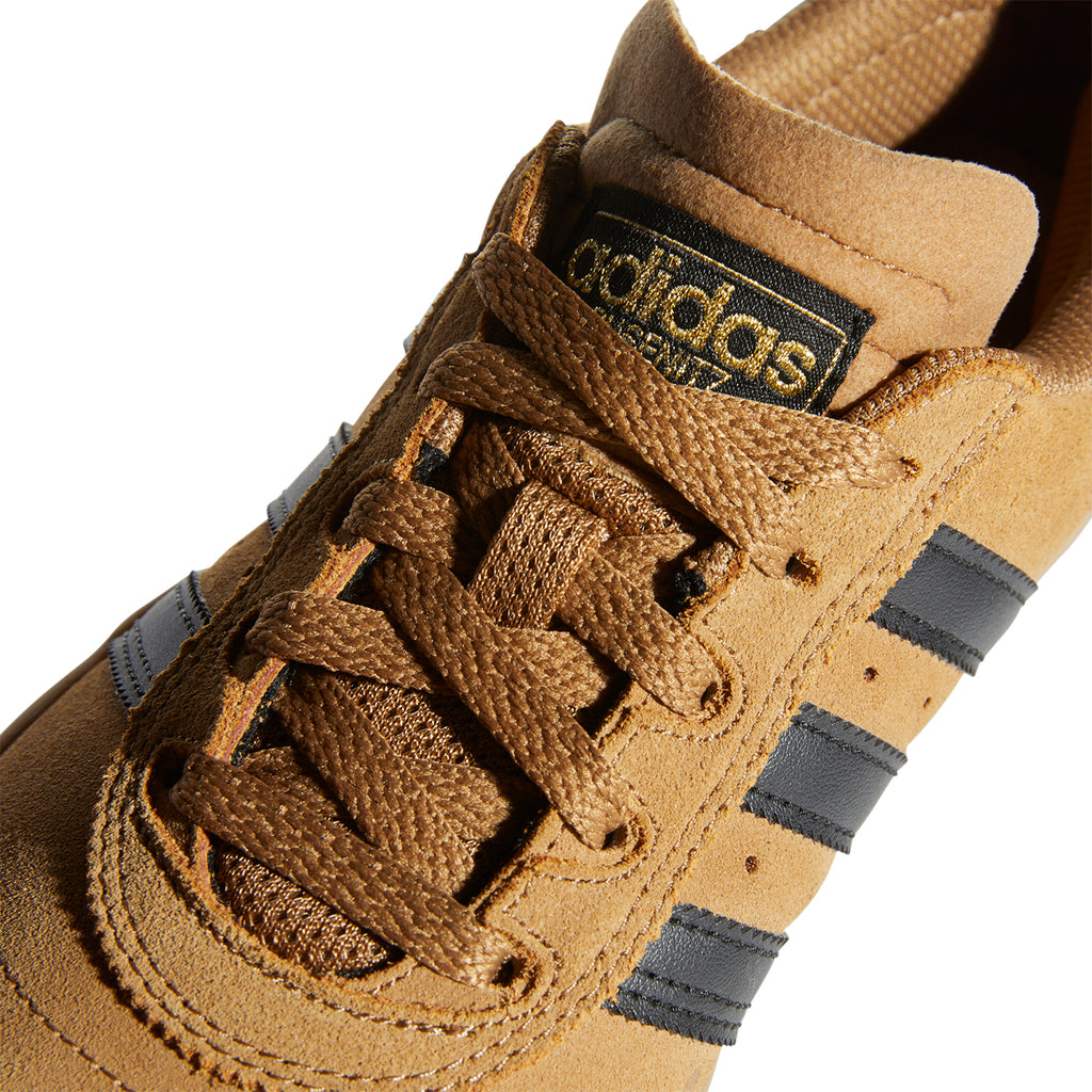 Adidas Busenitz Vulc Shoes in Raw Desert /Core Black / Gum 4 - Top