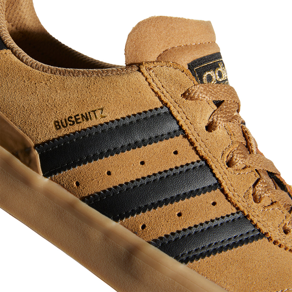 Adidas Busenitz Vulc Shoes in Raw Desert /Core Black / Gum 4 - Detail