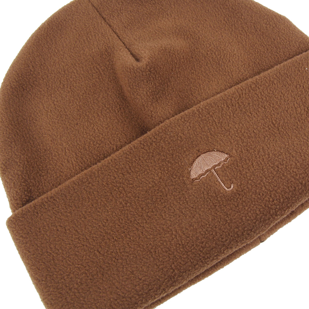 Helas Coldout Beanie in Toffee - Detail