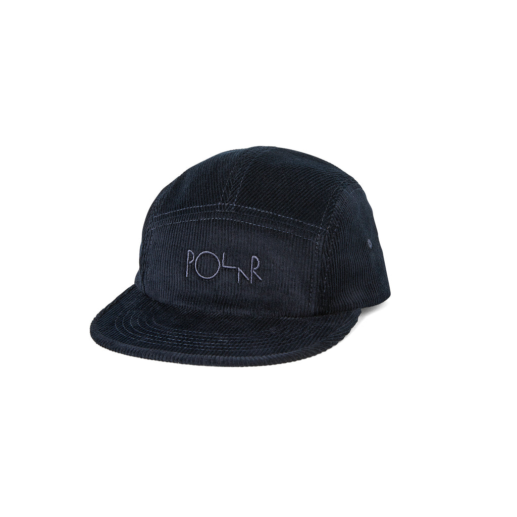 Polar Skate Co Cord Speed Cap in Navy