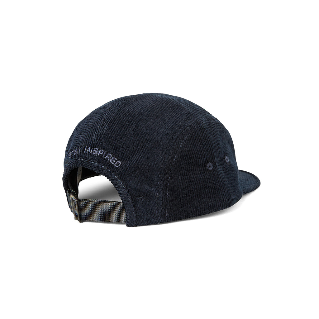 Polar Skate Co Cord Speed Cap in Navy - Back