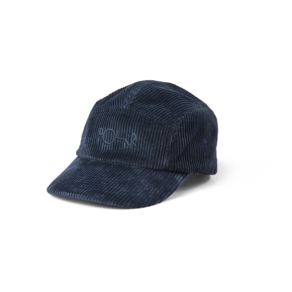 Polar Skate Co Cord Speed Cap in Police Blue