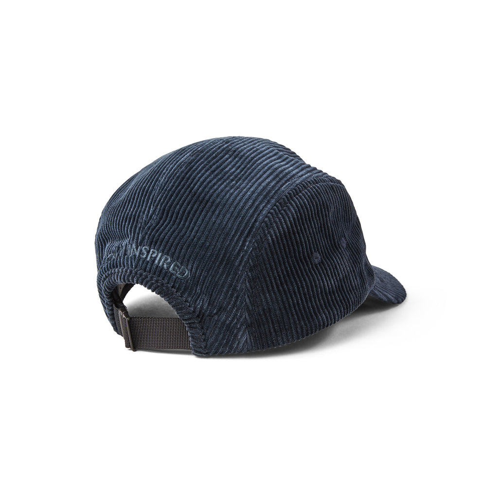 Polar Skate Co Cord Speed Cap in Police Blue - Back