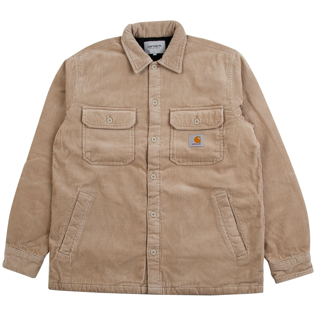 Carhartt WIP Whitsome Shirt Jacket in Wall