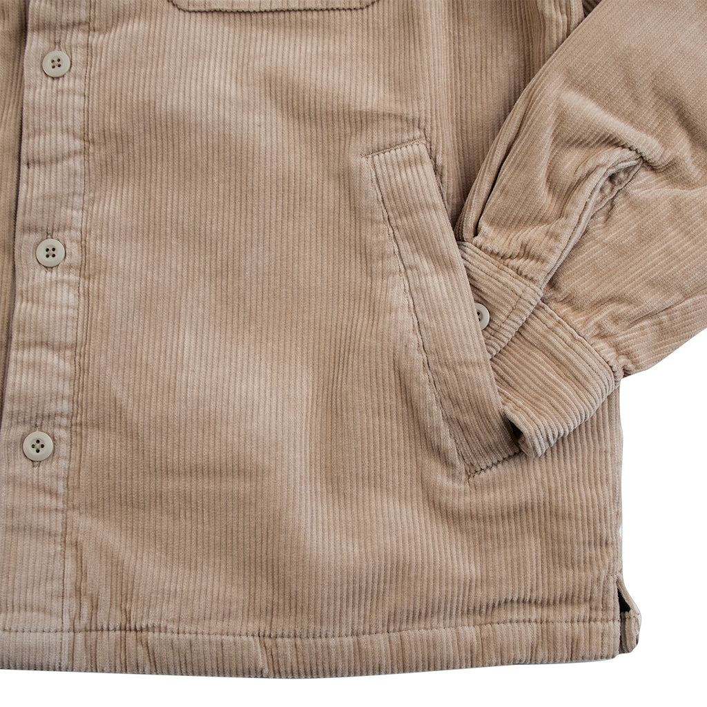 Carhartt WIP Whitsome Shirt Jacket in Wall - Pocket