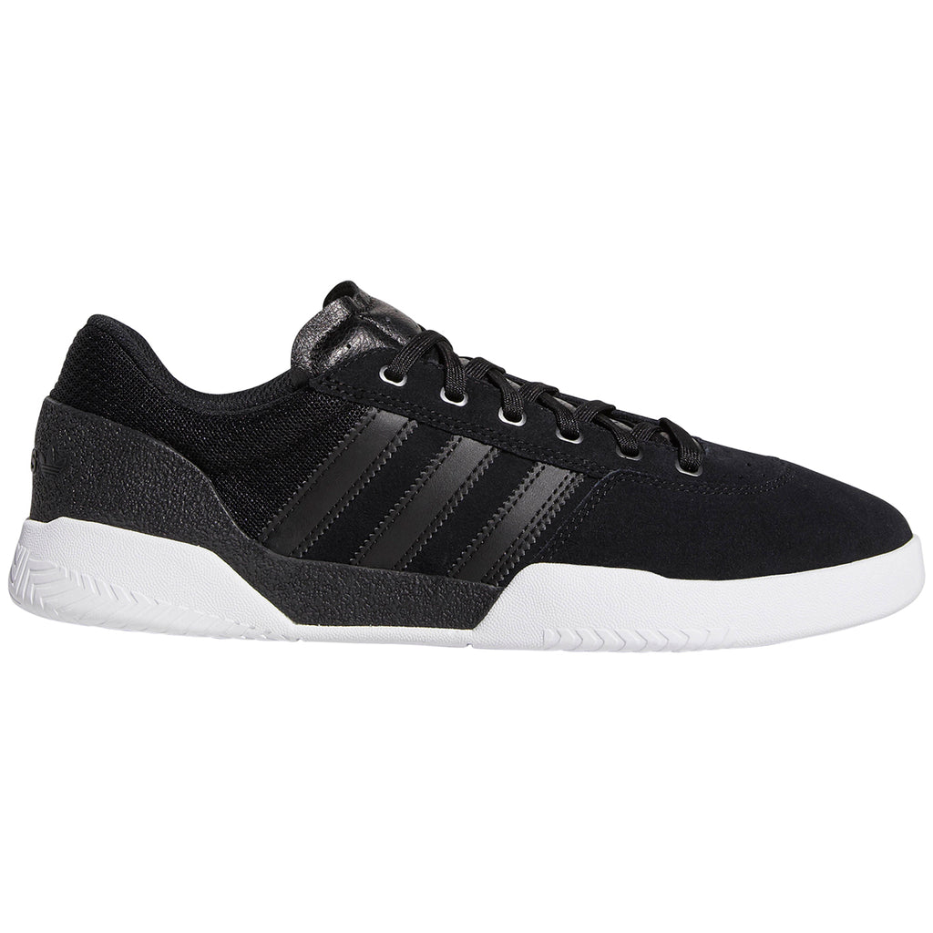 Adidas City Cup Shoes in Core Black / Core Black / Footwear White