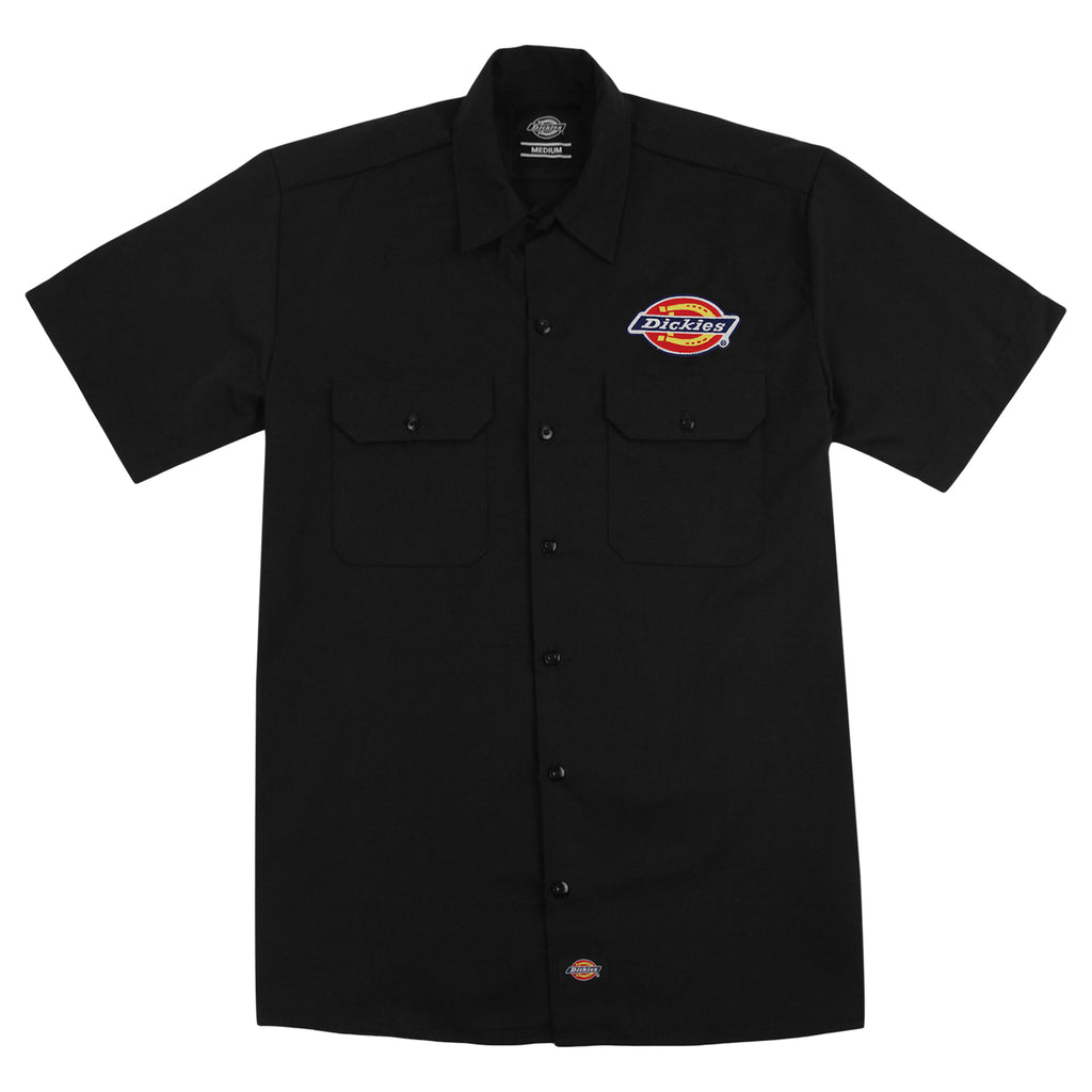 Dickies Clintondale Shirt in Black