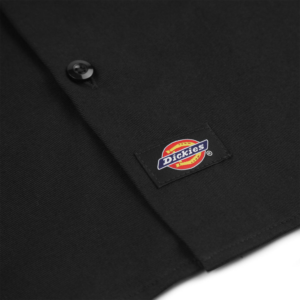 Dickies Clintondale Shirt in Black - Small Label