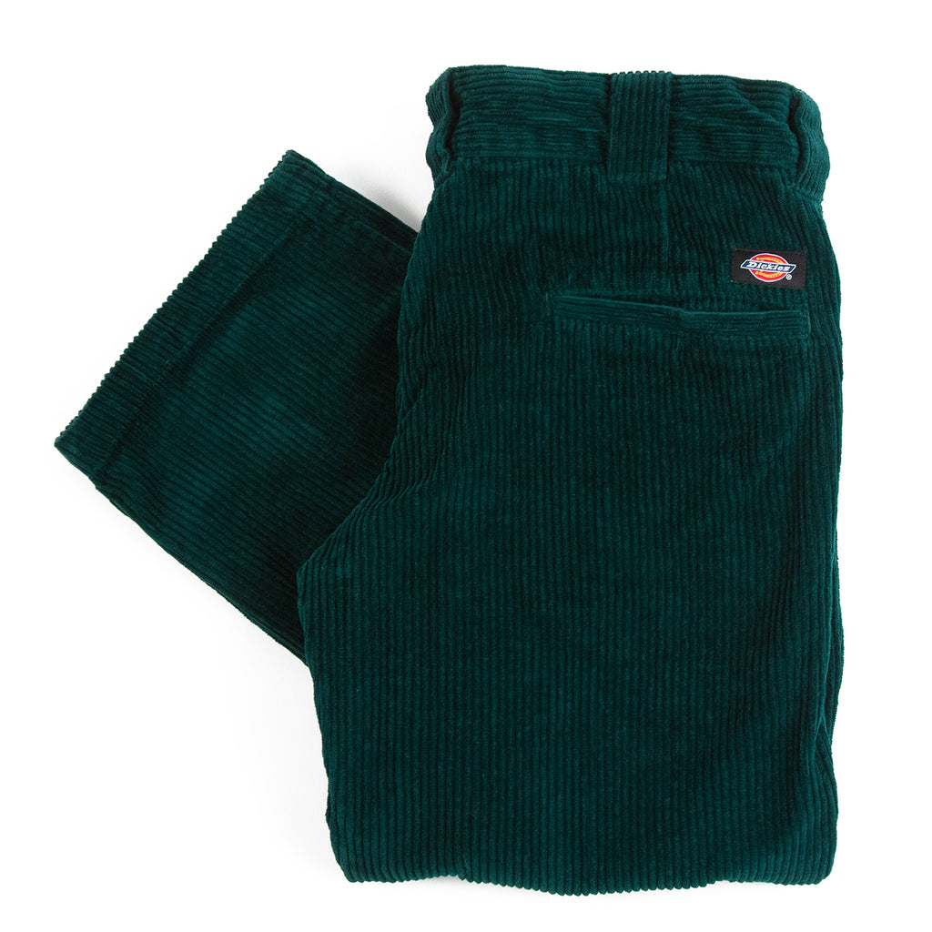 Dickies Cloverport Cord Work Pant in Forest